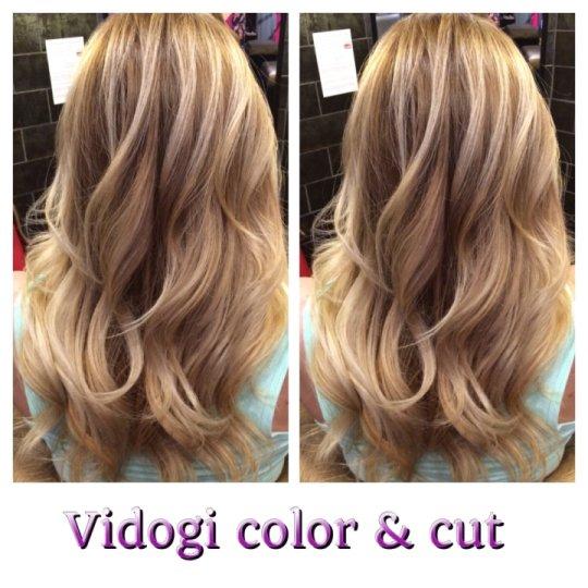 Hair Color Scottsdale - Professional Hair Coloring | Vidogi Salon ...